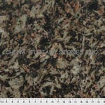 granite paving, granite Forest Green