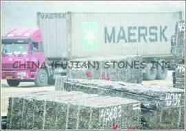 Import granite blocks