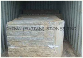 Export granite blocks