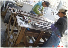 china stones skirting