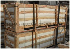 Countertops crate packing