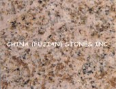 granite countertop, Rustic Yellow