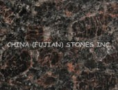 Granite countertop, Tan Brown