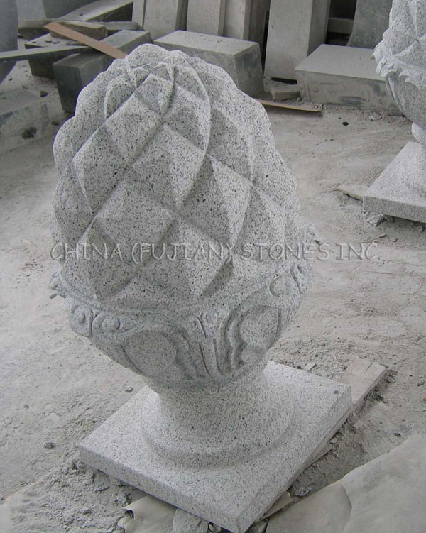 Stone sculpture carving